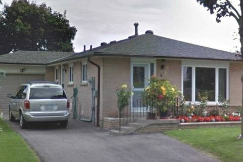 House for rent at 8 Berner Tr Unit Bsmt Toronto Ontario - MLS: E4536037