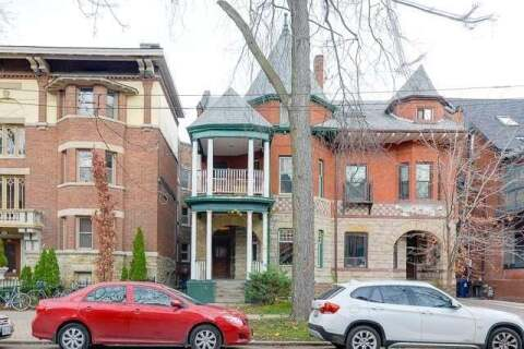 Townhouse for rent at 83 Madison Ave Unit Bsmt Toronto Ontario - MLS: C4819706