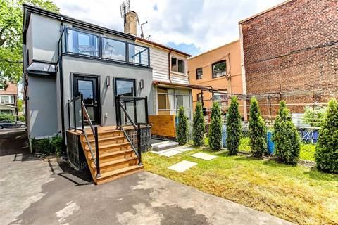 Townhouse for rent at 834 Shaw St Unit Bsmt Toronto Ontario - MLS: W4540112