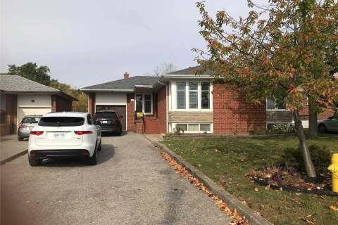 House for rent at 84 Camborne Ave Unit Bsmt Toronto Ontario - MLS: W4945394