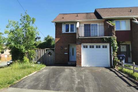 Townhouse for rent at 85 Ecclesfield Dr Unit Bsmt Toronto Ontario - MLS: E4781645