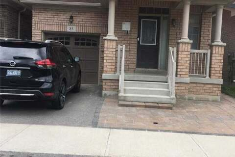 House for rent at 85 Thornbush Blvd Unit Bsmt Brampton Ontario - MLS: W4783654