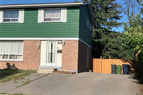 House for rent at 90 Crittenden Sq Unit Bsmt Toronto Ontario - MLS: E4569483