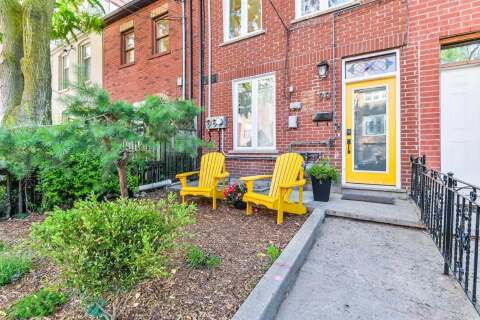 Townhouse for rent at 90 Tecumseth St Unit Bsmt Toronto Ontario - MLS: C4862633