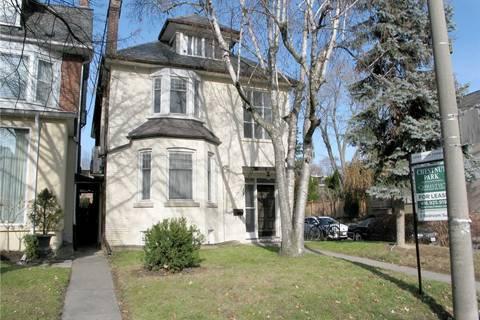 House for rent at 92 Roxborough St Unit Bsmt Toronto Ontario - MLS: C4622386