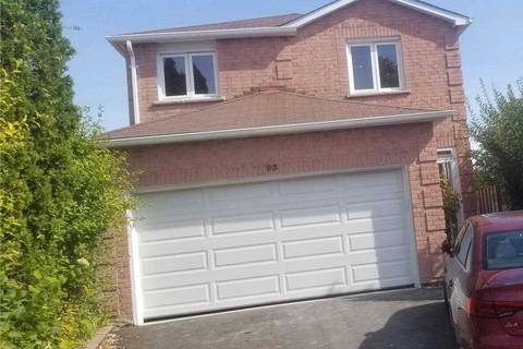 House for rent at 93 Chloe Cres Unit Bsmt Markham Ontario - MLS: N4603474