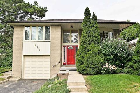House for rent at 995 Dormer St Unit Bsmt Mississauga Ontario - MLS: W4727030