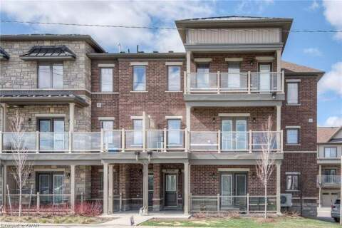 Townhouse for sale at 1110 Fairway Rd Unit #C Kitchener Ontario - MLS: 40012920