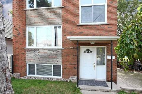 House for rent at 149 Kitchener Ave Unit C Toronto Ontario - MLS: W4619468