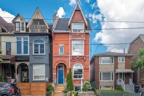 Townhouse for rent at 276 Ossington Ave Unit C Toronto Ontario - MLS: C4519060