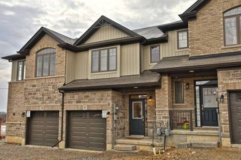 Townhouse for sale at 3 Vic Chambers Pl Unit #c Brant Ontario - MLS: X4445270