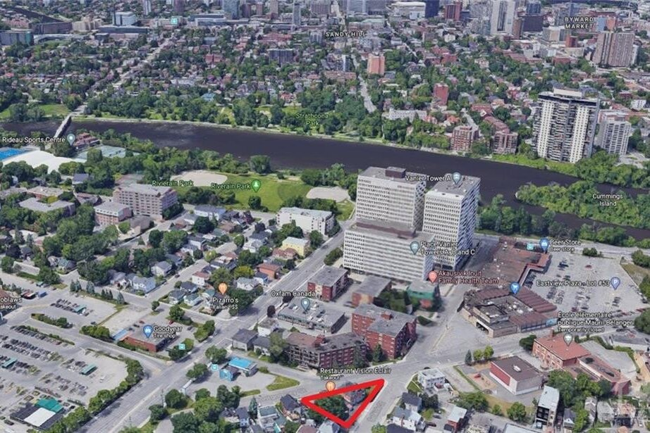 Residential property for sale at 337 Montgomery St Unit C Ottawa Ontario - MLS: 1202895