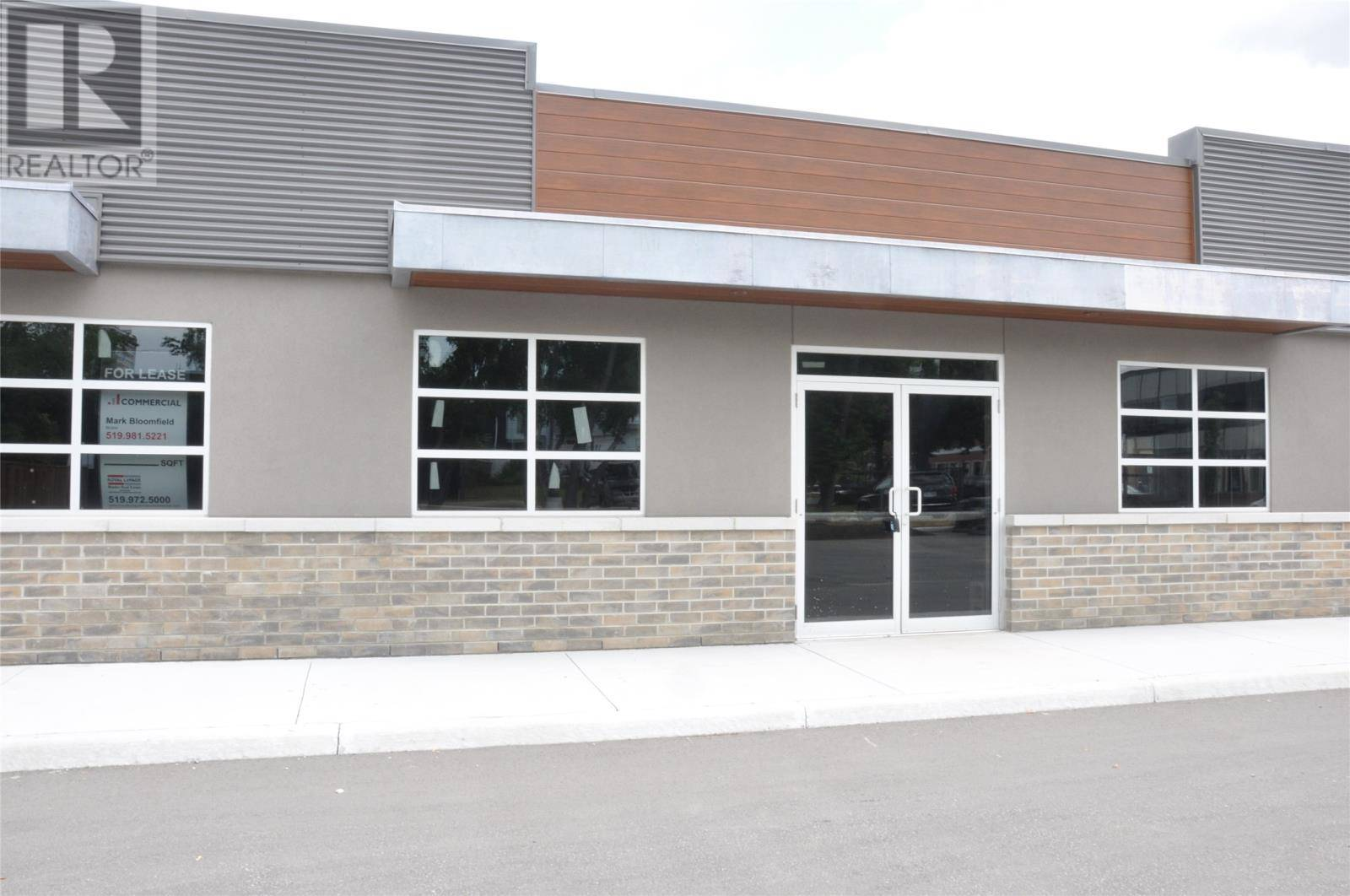 Commercial property for lease at 460 Erie St East Apartment C Windsor Ontario - MLS: 19023779
