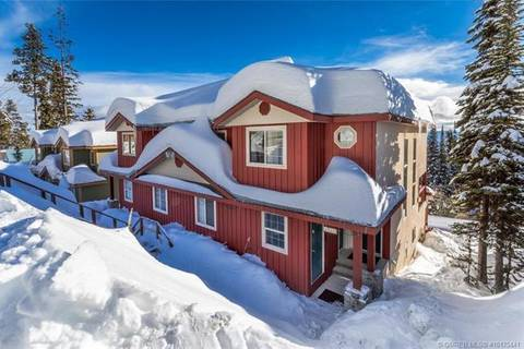 Townhouse for sale at 4849 Snowpines Rd Unit #C Big White British Columbia - MLS: 10175441