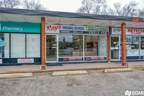Commercial property for sale at 68 Maple Ave Unit C Barrie Ontario - MLS: S4743779