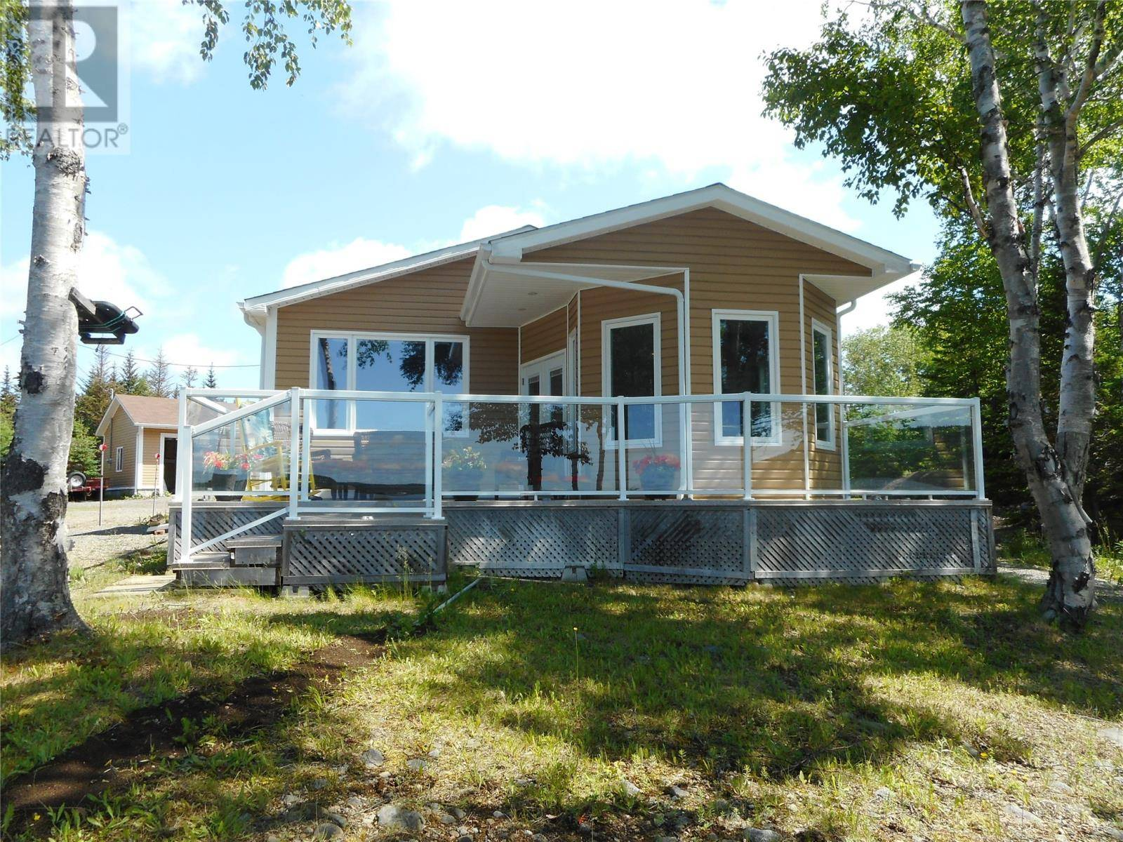 Residential property for sale at 0 Crooked Lake Rd Badger Newfoundland - MLS: 1199850