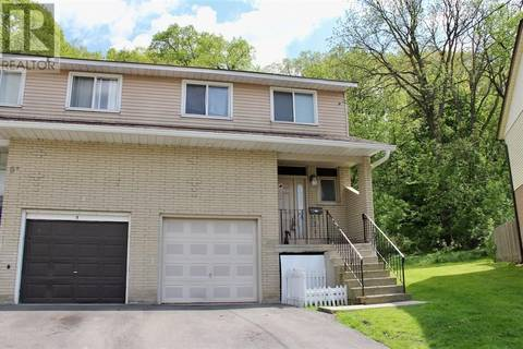 Townhouse for sale at 9 Raleigh St Unit C Brantford Ontario - MLS: 30737512