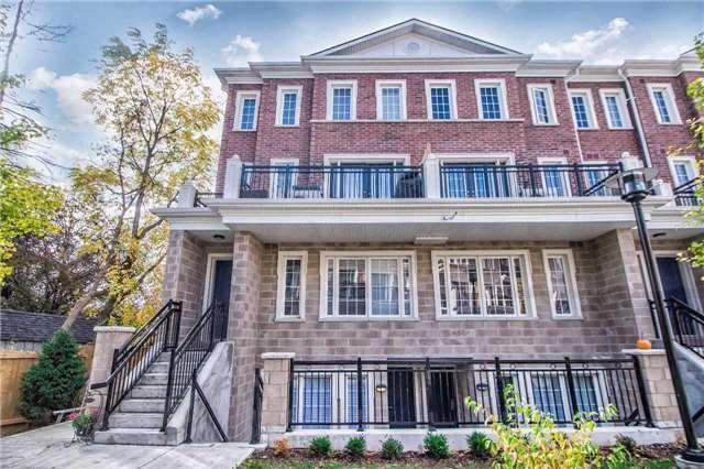 Sold: C02 - 26 Bruce Street, Vaughan, ON