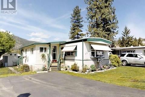 Home for sale at 4505 Mclean Creek Rd Unit C12 Okanagan Falls British Columbia - MLS: 178197