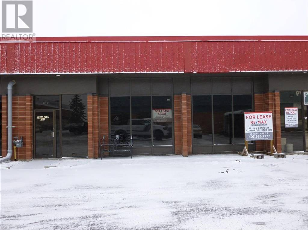 Commercial property for lease at 5580 45 St Apartment C12 Red Deer Alberta - MLS: ca0179708