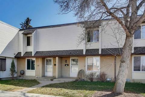 Townhouse for sale at 1 Garden Gr Nw Unit #C14 Edmonton Alberta - MLS: E4150608