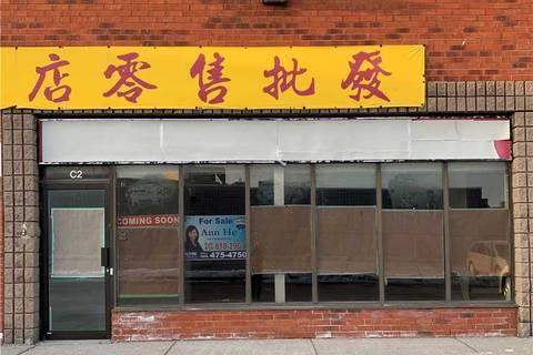 Commercial property for sale at 21 Milliken Blvd Unit C2 Toronto Ontario - MLS: E4697522