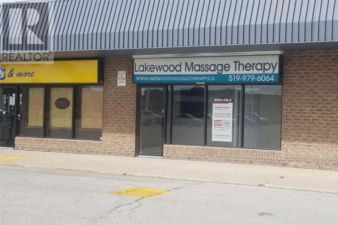 Commercial property for lease at 400 Manning  Apartment C2 Tecumseh Ontario - MLS: 20009810