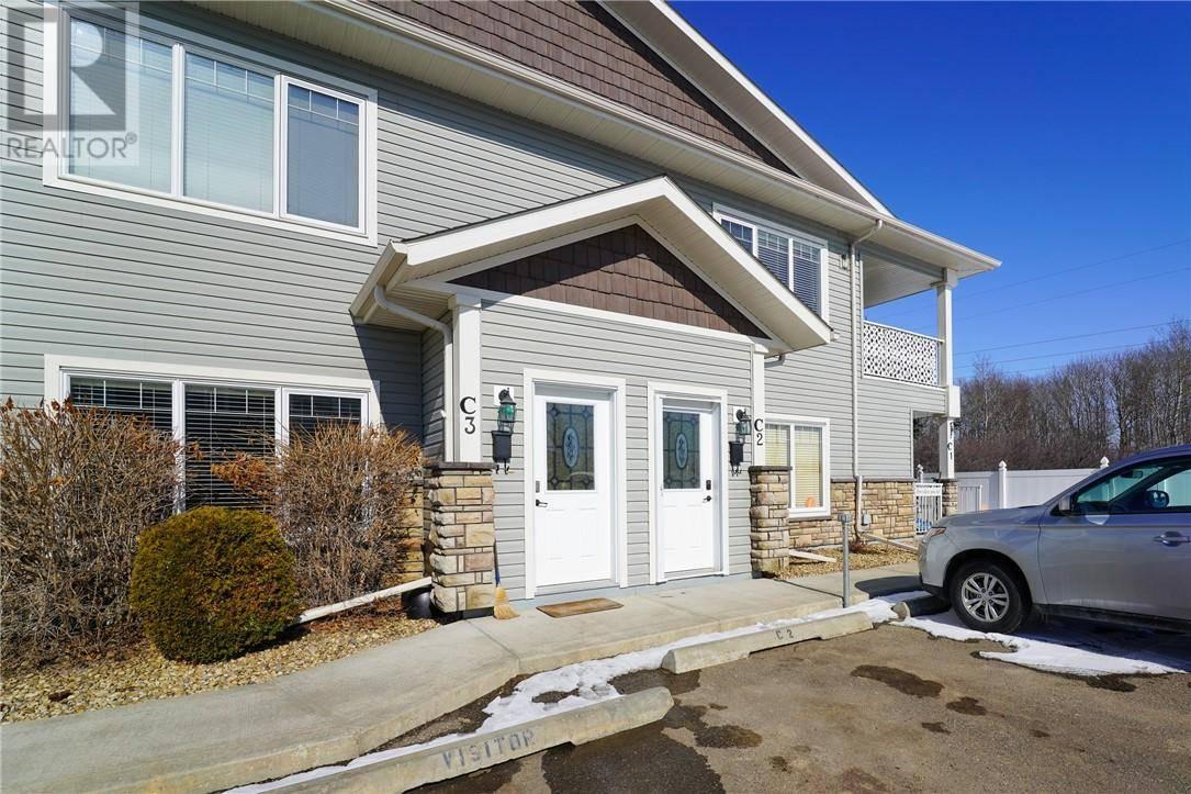 Condo for sale at 99 Pioneer Wy Unit C2 Blackfalds Alberta - MLS: ca0184843