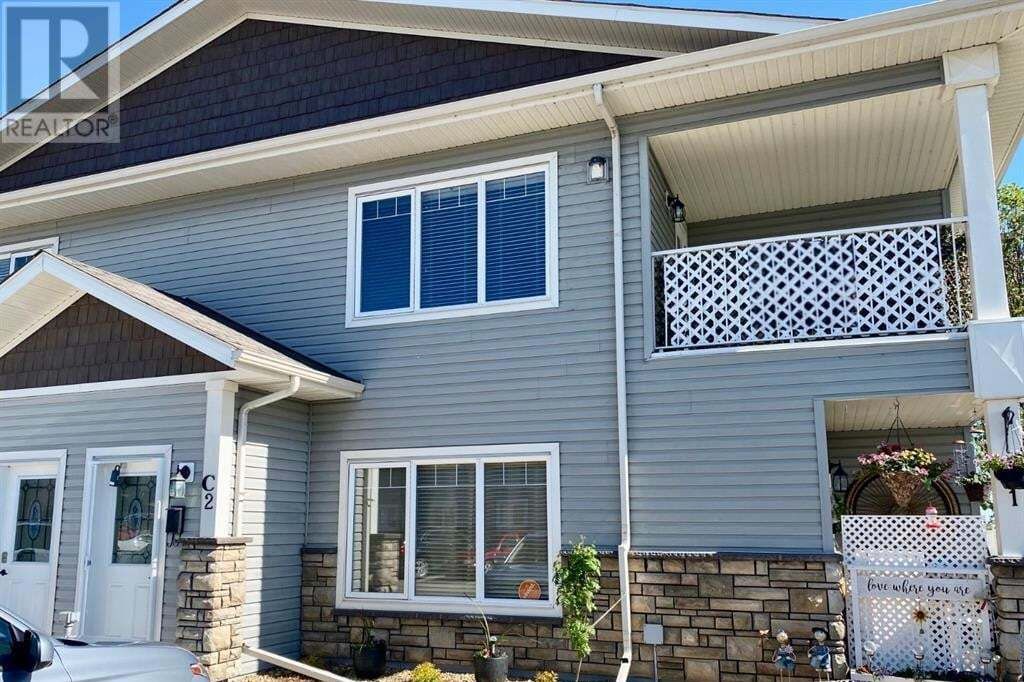 Townhouse for sale at 99 Pioneer Wy Unit C2 Blackfalds Alberta - MLS: ca0192138