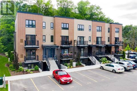 Townhouse for sale at 190 Century Hill Dr Unit C4 Kitchener Ontario - MLS: 30751576