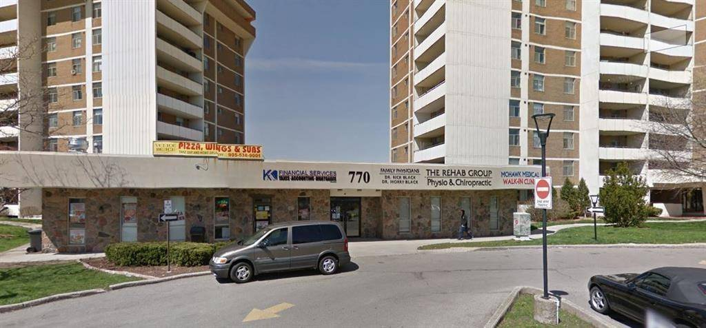 Commercial property for lease at 770 Mohawk Rd W Apartment C4 Hamilton Ontario - MLS: H4075254