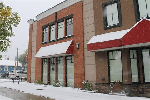 Commercial property for lease at    Calgary Alberta - MLS: C4280597