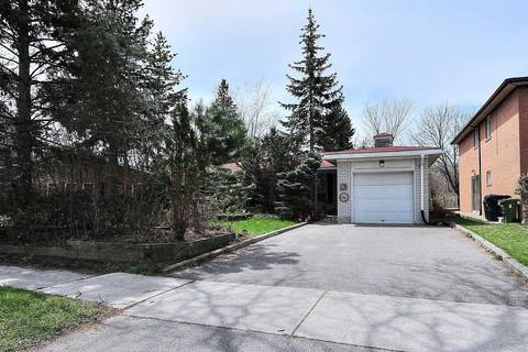 House for sale at 38 Sunnycrest Rd Toronto Ontario - MLS: C4755063