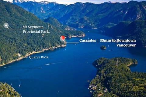 Residential property for sale at 0 Cascades  North Vancouver British Columbia - MLS: R2274873