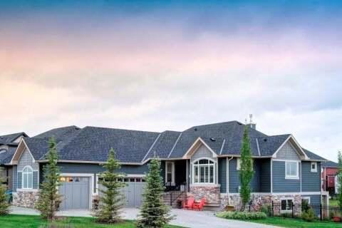 House for sale at  Cimarron Estates Gt Okotoks Alberta - MLS: C4305990