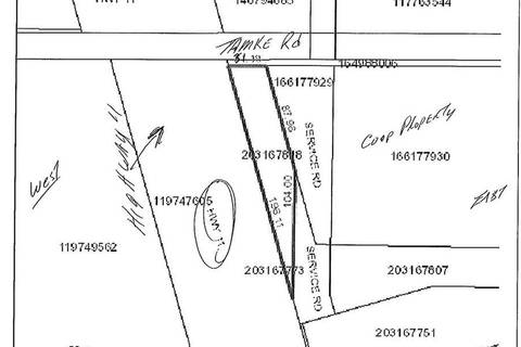 Residential property for sale at  Corner Lot Rd Dundurn Rm No. 314 Saskatchewan - MLS: SK775882