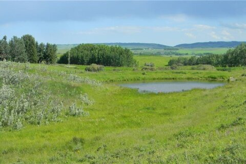 Residential property for sale at Corner of HWY 22 & 498 Av 498 Ave W  Rural Foothills County Alberta - MLS: C4306535