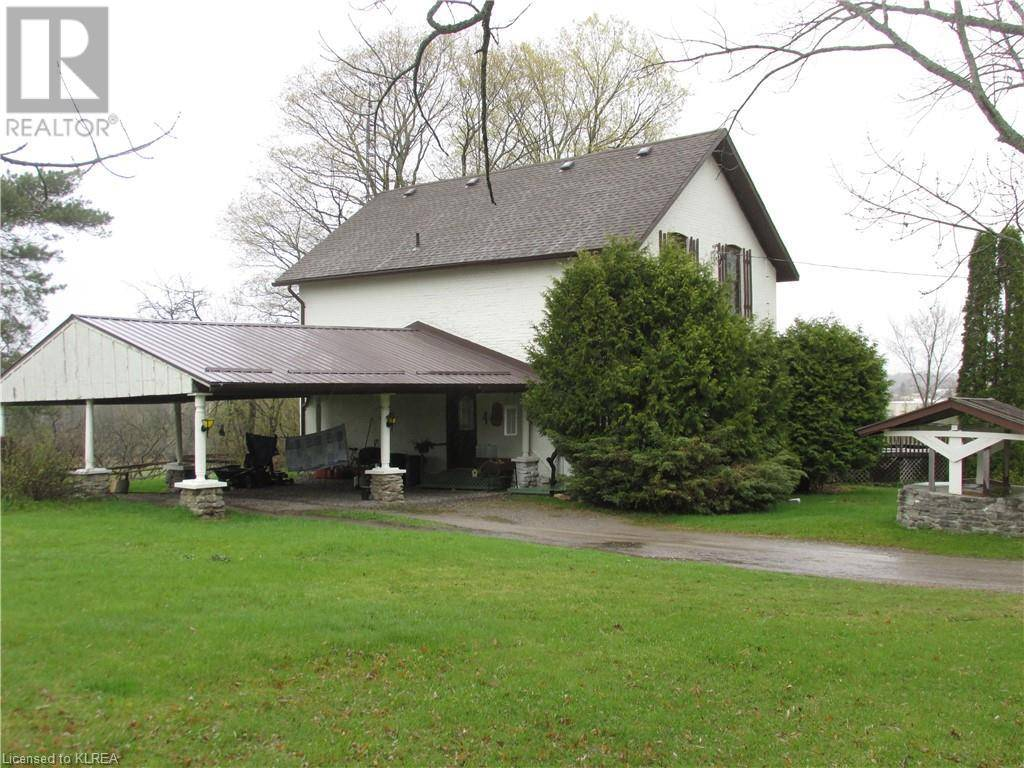 House for sale at  County Road 121  Fenelon Falls Ontario - MLS: 244047