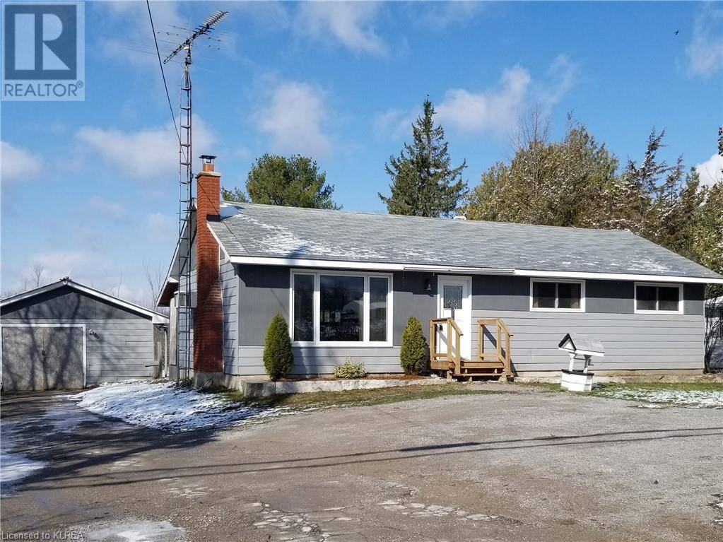 House for sale at  County Road 36  Unit 3383 Bobcaygeon Ontario - MLS: 236326
