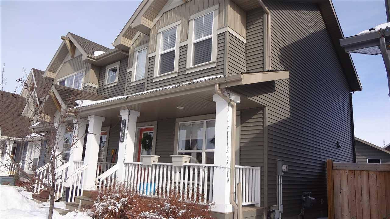 Townhouse for sale at  Crabapple Ru  Sw Edmonton Alberta - MLS: E4189235