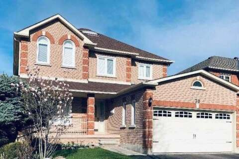 House for rent at 70 Deib Cres Unit Cres Markham Ontario - MLS: N4771627