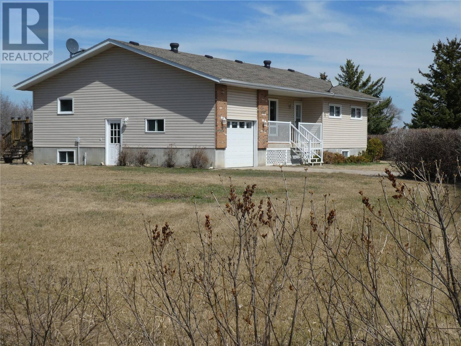 House for sale at  Curren Acreage  Delisle Saskatchewan - MLS: SK795745