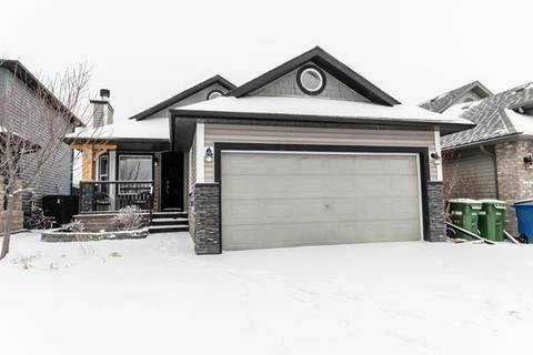 House for sale at 102 Channelside Cove Unit Cv Airdrie Alberta - MLS: C4240911