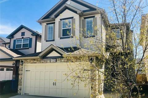 House for sale at 105 Silverado Range Cove Southwest Unit Cv Calgary Alberta - MLS: C4242671
