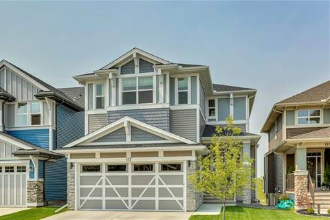 House for sale at 117 Kingsmere Cove Southeast Unit Cv Airdrie Alberta - MLS: C4248299