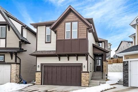House for sale at 125 Heritage Cove Unit Cv Cochrane Alberta - MLS: C4280081