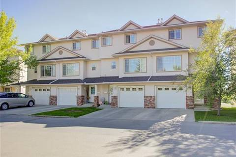 Townhouse for sale at 126 Country Hills Cove Northwest Unit Cv Calgary Alberta - MLS: C4253853