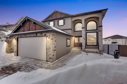 House for sale at 13 Canals Cove Southwest Unit Cv Airdrie Alberta - MLS: C4291519