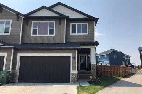 Townhouse for sale at 159 Fireside Cove Unit Cv Cochrane Alberta - MLS: C4224733