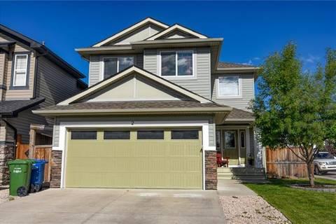 House for sale at 2 Prairie Springs Cove Southwest Unit Cv Airdrie Alberta - MLS: C4222820